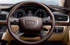 Audi S6 Steering Wheel Picture
