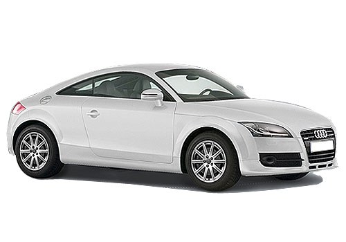 Audi TT Front Side View Exterior Picture