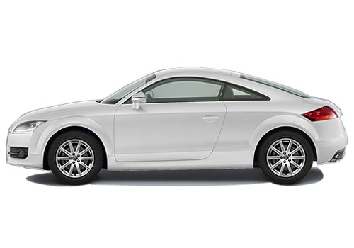 Audi TT Front Angle Side View Exterior Picture