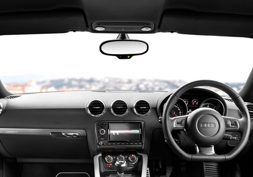 Audi TT Courtsey Lamps Interior Picture