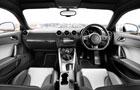 Audi TT Dashboard Picture