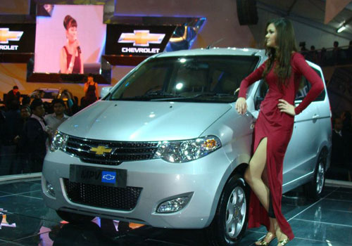 Chevrolet MPV Pictures