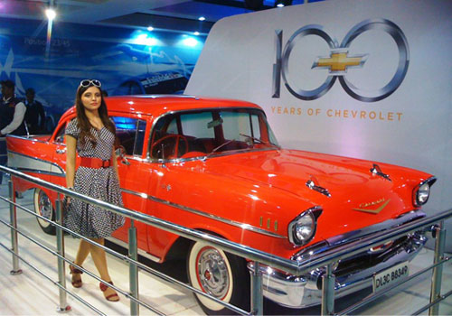 Auto Expo Pictures
