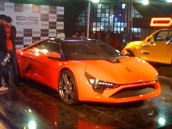 DC Sports Car Pictures