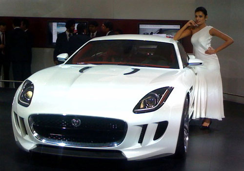 Jaguar Sports Car Photos