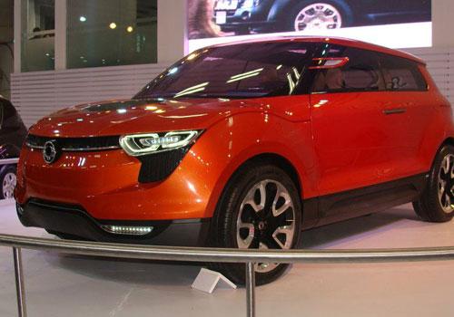 Mahindra Concept Car