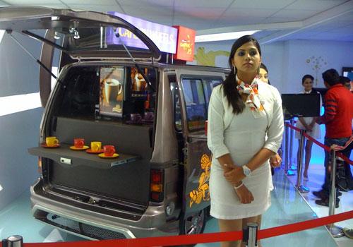 Maruti Omni Pictures