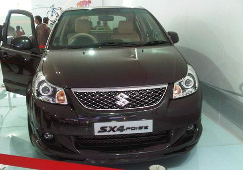 Maruti SX4 Pictures