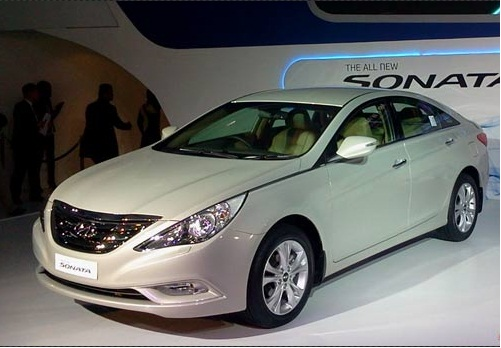 Hyundai Sonata Transform Pictures