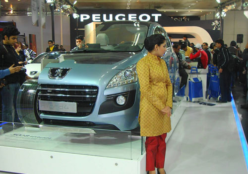 Peugeot Hybrid Pictures