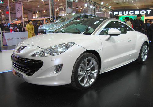 Peugeot RCZ Photos