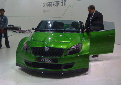 Skoda RS2000 Pictures