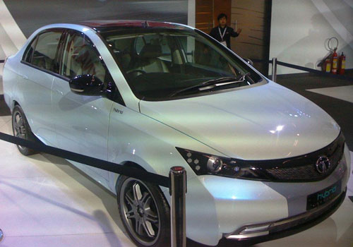 Tata Manza Hybrid Pictures