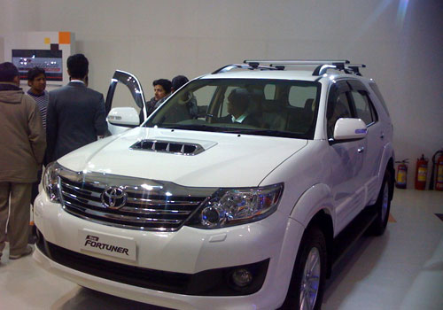 See More Toyota Fortuner Pictures Get Toyota Fortuner Price
