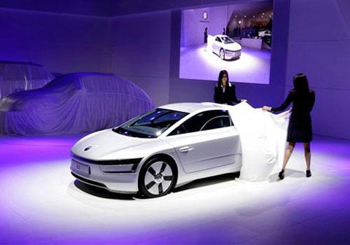 Volkswagen XL1 Pictures