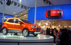 Ford Ecosport Stall
