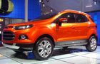 Ford Ecosport Display