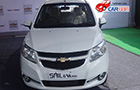 Chevrolet Sail UVA Diesel Front side Profile