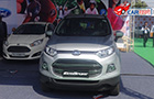 Ford EcoSport  Front Side Profile