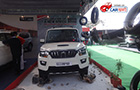 Mahindra Scorpio Front View Picture