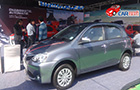 Toyota Etios liva Side View Picture