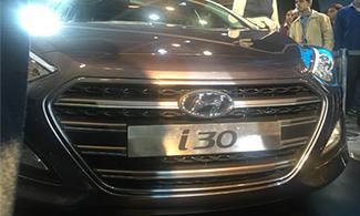 Hyundai i30 @Auto Expo 2016
