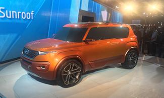 Hyundai Carlino @Auto Expo 2016