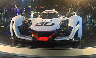 Hyundai N 2025 Vision Gran Turismo @Auto Expo 2016