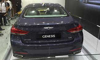 Hyundai Genesis @Auto Expo 2016