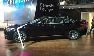 Genesis at Auto Expo 2016
