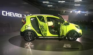 Chevrolet Beat Activ Concept at Auto Expo 2016
