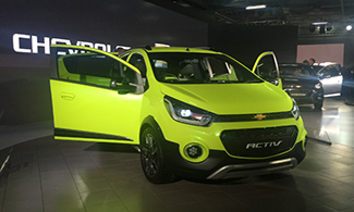 Beat Activ Concept at Auto Expo 2016