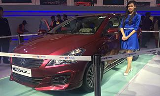 Maruti Ciaz Images Auto Expo 2016