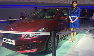 Ciaz Images Auto Expo 2016