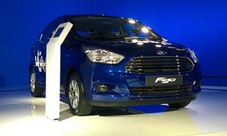 Ford Figo at Auto Expo 2016