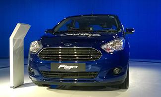 Ford Figo Auto Expo 2016