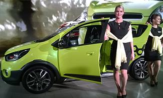 Auto Expo 2016 Chevrolet Activ Concept
