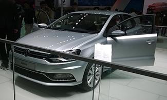 Volkswagen Ameo Auto Expo 2016 Images