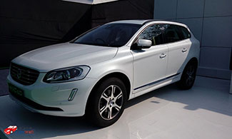 Volvo New XC 60 Side View
