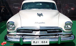 Chyrsler (1956) Front View