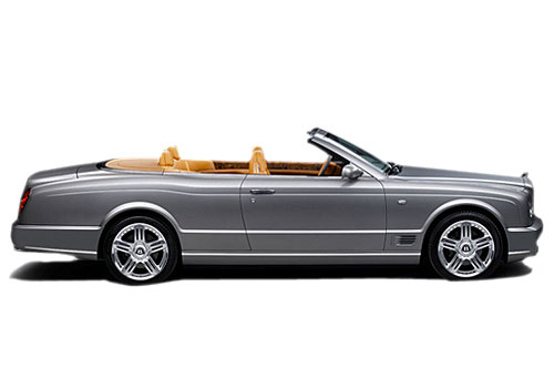 Bentley Azure Side Medium View Exterior Picture