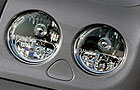 Bentley Azure Headlight Picture
