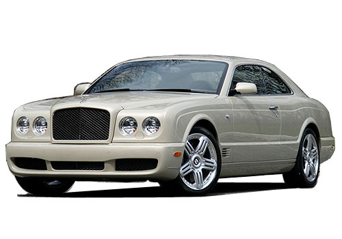 Bentley Brooklands V8