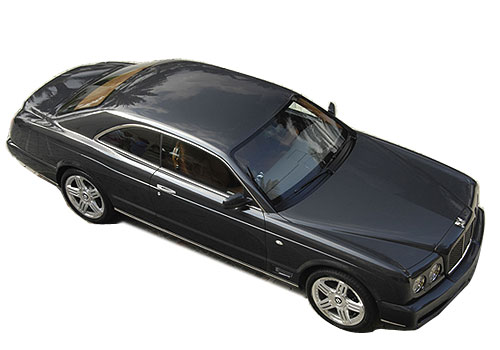 Bentley Brooklands Top View Exterior Picture
