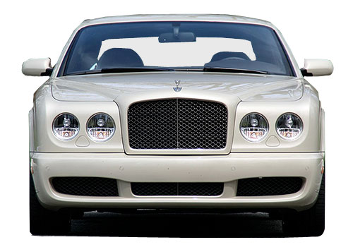 Bentley Brooklands Front View Exterior Picture