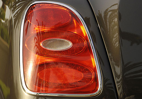 Bentley Brooklands Tail Light Exterior Picture