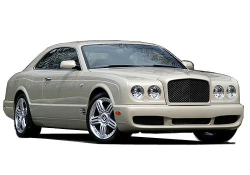 Bentley Brooklands Front Low Angle View Exterior Picture
