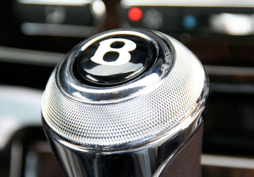 Bentley Brooklands Gear Knob Interior Picture