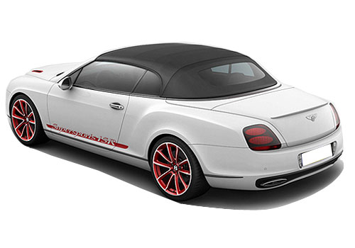 Bentley Continental Cross Side View Exterior Picture