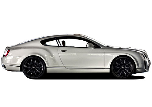 Bentley Continental Side Medium View Exterior Picture
